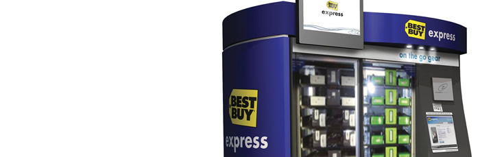 Best Buy starts vending gadgets at airports - Springwise