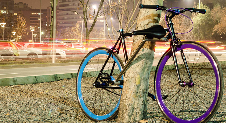 This Self Locking Bike Is Impossible To Steal Springwise