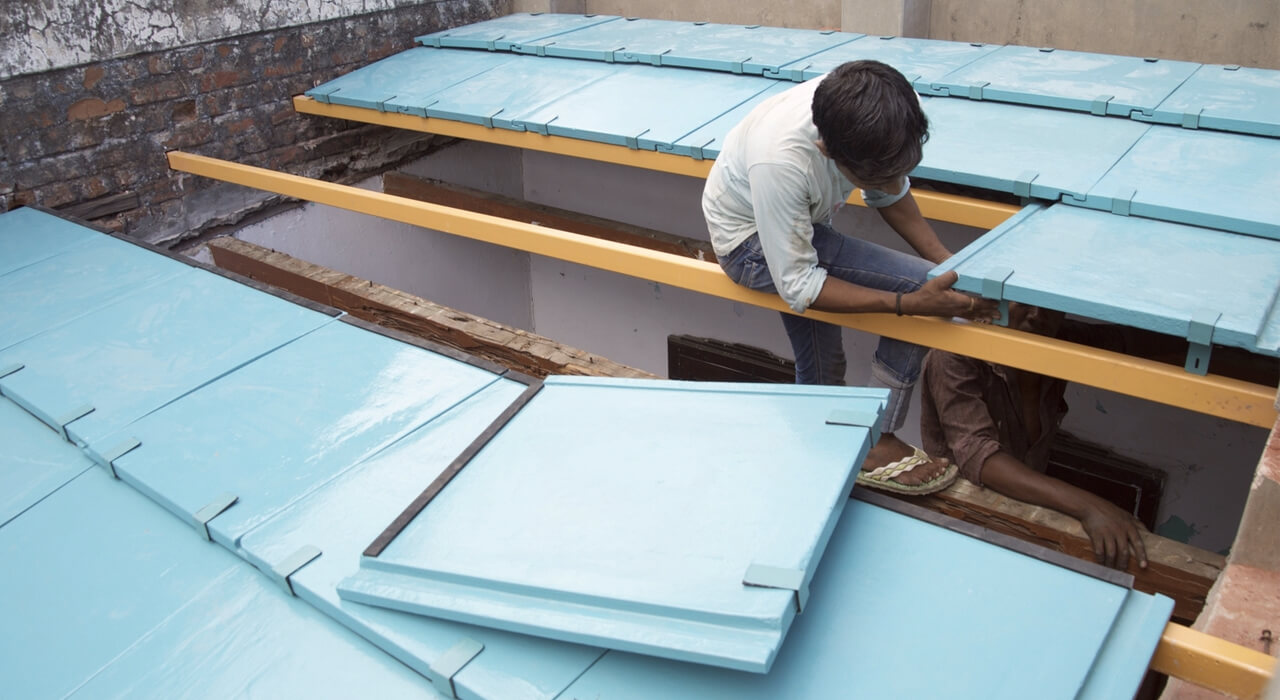 Modular Roofing Panels Are An Affordable Eco Friendly
