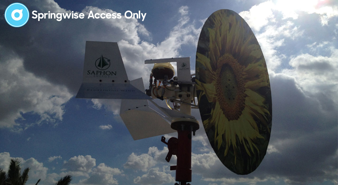 Bladeless wind turbine that's quiet and efficient - Springwise