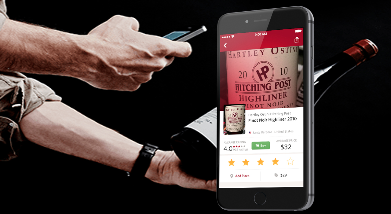 App Scans Wine Menu For Reviews And Recommendations Springwise