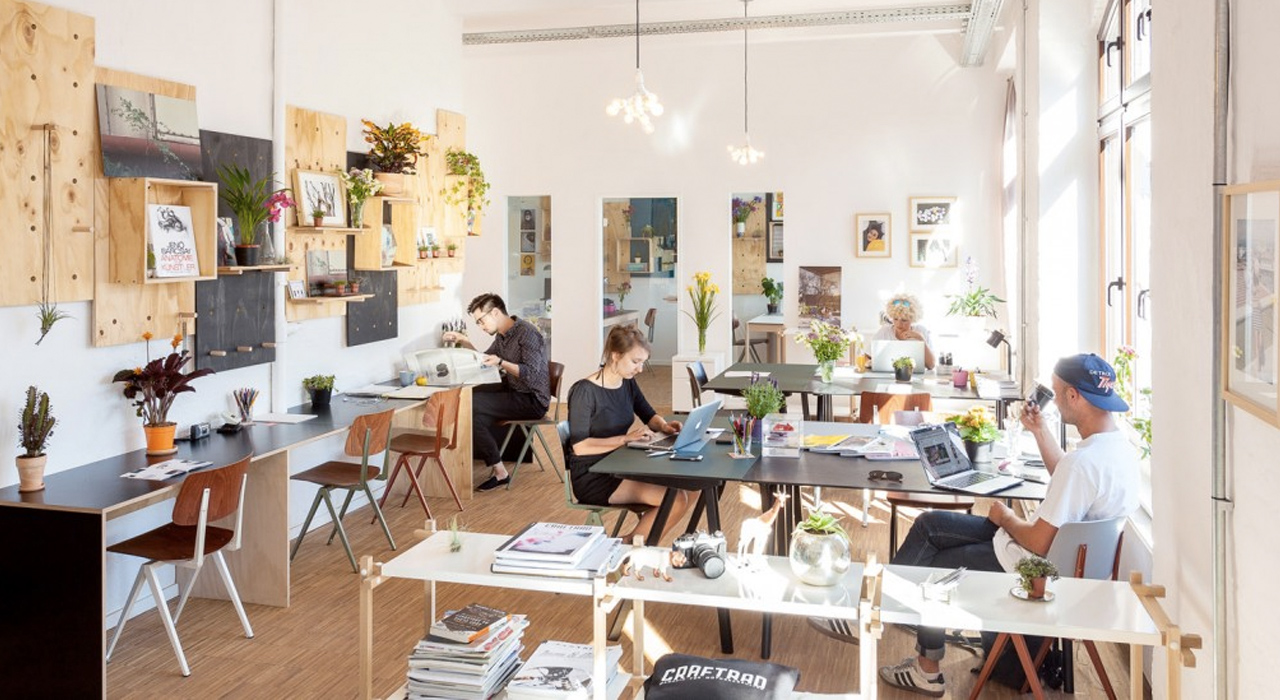 Charming Free Co Working Space In Exchange For Online Content