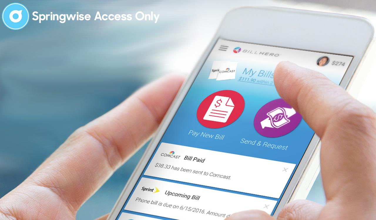 Pay all bills from one app, via social media chatbot