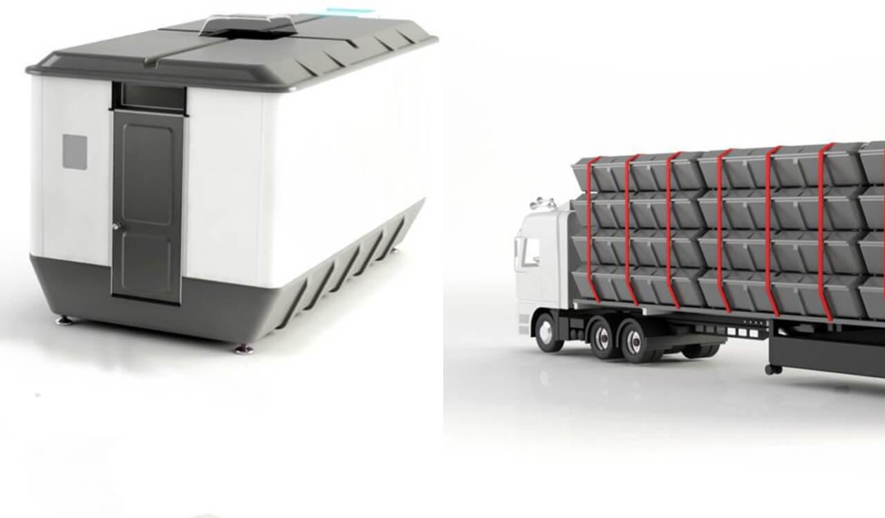 Flat Pack Home For Emergency Shelter Springwise