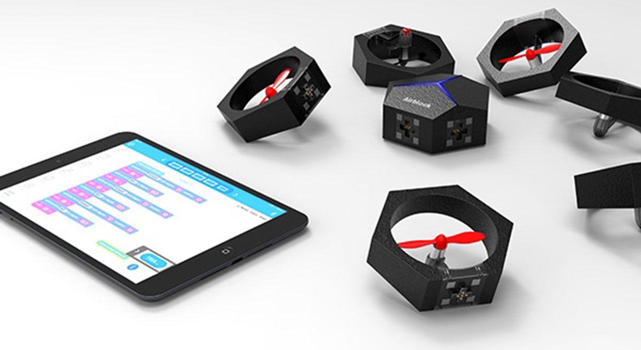 DIY programmable drone - Springwise