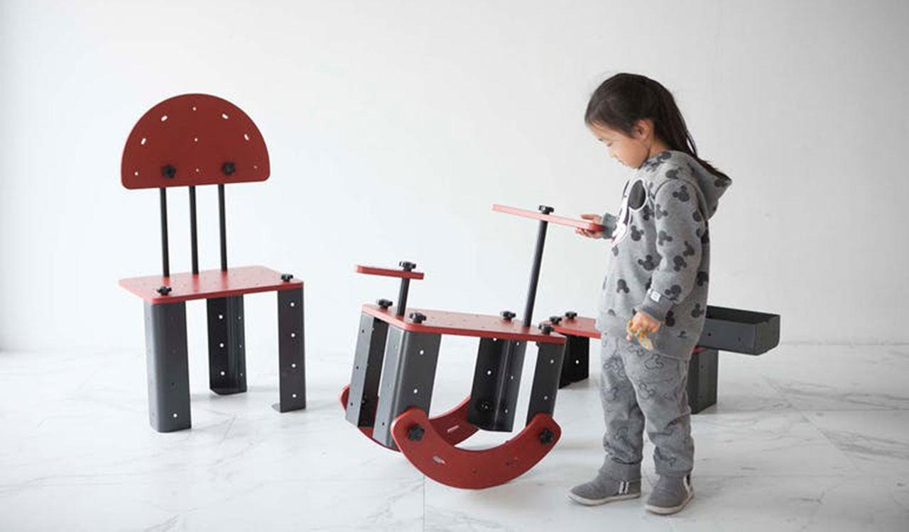 Diy Furniture Kits For Kids