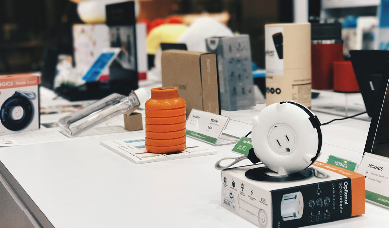 New store in Singapore sells only Kickstarter-funded