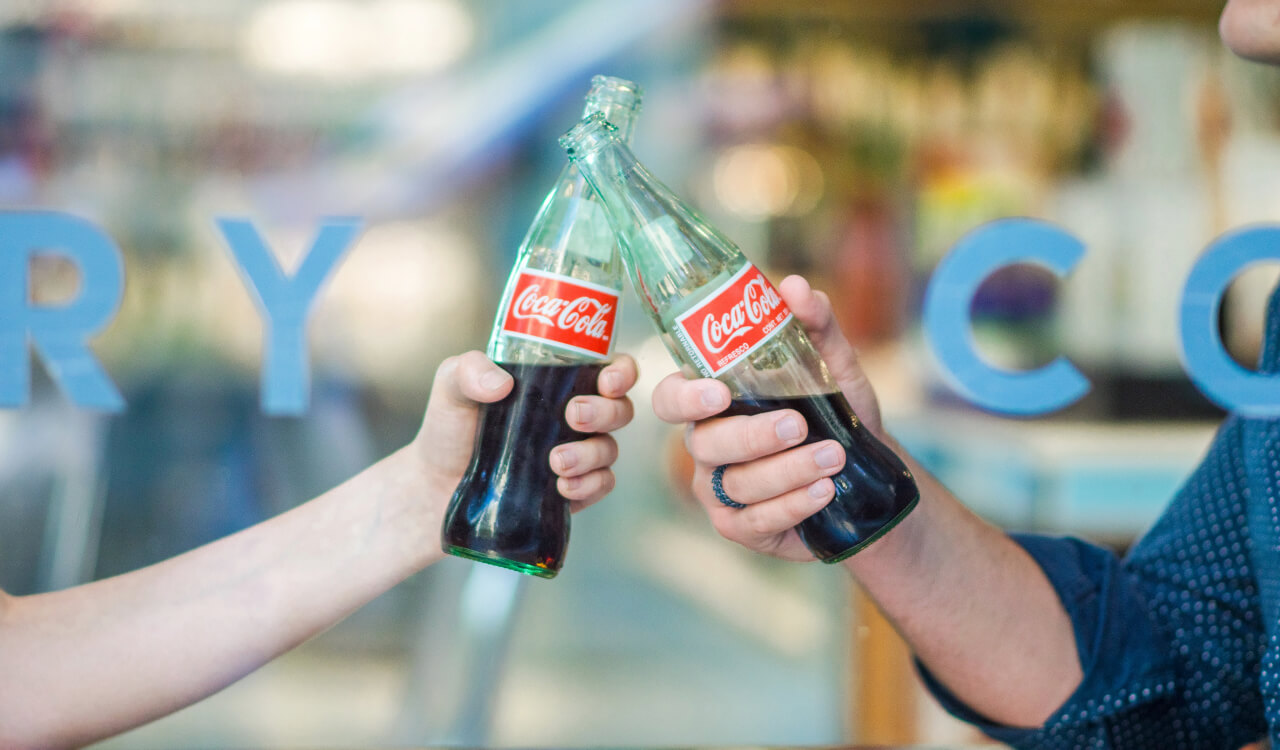 Coca-Cola pilots new experience-focused marketing strategy