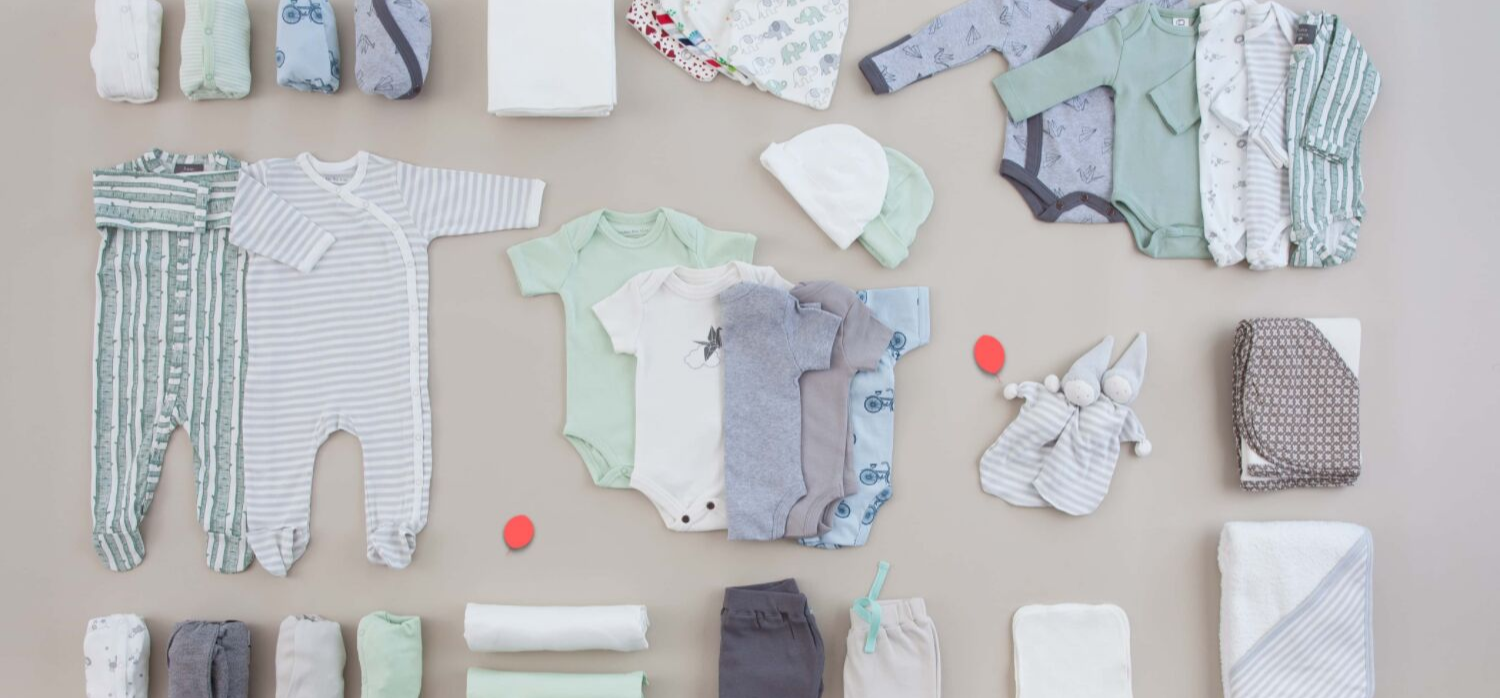 Startup allows parents to trade in outgrown baby clothes for new