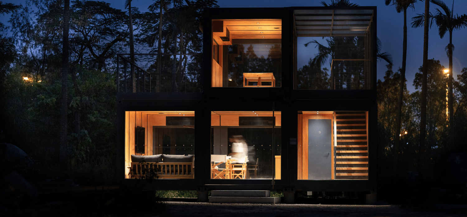 Sustainable Buildings Made From Shipping Containers Springwise