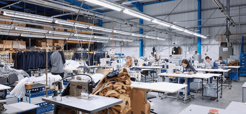 Mô hình kinh doanh thời trang