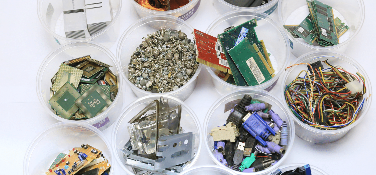 Startup takes a collaborative approach to tackle e-waste
