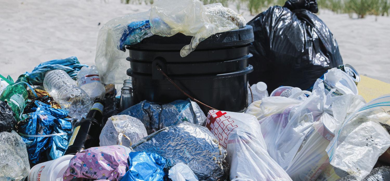 Kenyan startup recycles plastic into bricks stronger than concrete